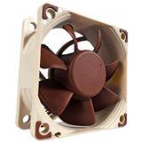 Noctua NF-A6x25 PWM 60x60x25mm 550-3000 U/min 13.7-19.3 dB(A) braun/beige