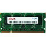 2GB takeMS TMS2GS364D081-139KE DDR3-1333 SO-DIMM CL9 Single