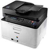 Samsung Xpress C480FW Farblaser Drucken / Scannen / Kopieren LAN / USB 2.0 / WLAN / NFC