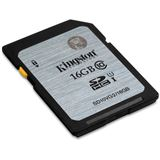 16 GB Kingston SD10VG2 SDHC Class 10 U1 Retail