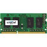 8GB Crucial CT102472BF160B DDR3L-1600 ECC SO-DIMM CL11 Single