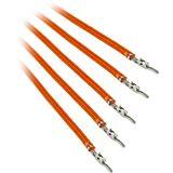 BitFenix Alchemy 2.0 PSU Cable, 5x 40cm - orange