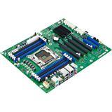 Fujitsu D3348-B Intel C612 So.2011-3 Quad Channel DDR4 ATX Bulk