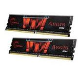 32GB G.Skill Aegis DDR4-2133 DIMM CL15 Dual Kit