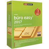 Lexware Büroeasy 2017 32 Bit Deutsch Buchhaltungssoftware Lizenz 1-Jahr PC (CD)