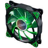 Akasa Vegas 120x120x25mm 1200 U/min 23.2 dB(A) schwarz/grün
