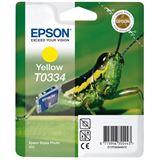 Epson Tinte C13T03344010 gelb