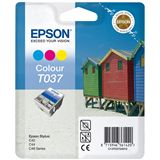 Epson Tinte C13T03704010 cyan/magenta/gelb