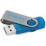 8GB Kingston DataTraveler cyan USB 2.0