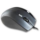 Ultron UM-500 Nimbli Laser Mouse USB schwarz (kabelgebunden)