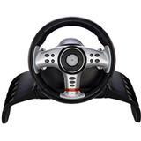 Saitek 4-in-1 Vibration Wheel (PC/PS2/Xbox/PS3)