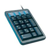 CHERRY G84-4700 Schwarz USB Keypad für PC (G84-4700LUCDE-2)