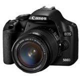 Canon EOS 500D Spiegelreflex ohne Objektiv
