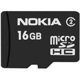 16 GB Nokia MU-44 microSDHC Class 2 Retail