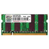 2GB Transcend Value DDR2-667 SO-DIMM CL5 Single