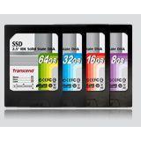 "64GB Transcend TS64GSSD25-M 2,5"" (6,4cm) IDE"