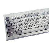 CHERRY G84-4100 WetEx Schutzfolie für Tastaturen (6155118)