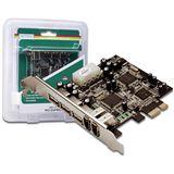 Digitus USB 2.0/IEEE 1394a Interface PCIexpress