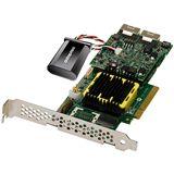 Adaptec RAID 5805Z 2 Port Multi-lane PCIe x8 4GB NAND-Flash/Low Profile bulk