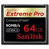 64 GB SanDisk Extreme Pro Compact Flash TypI 600x Retail