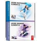 Adobe Photoshop Elements 8.0 und Premiere Elements 8.0 (PC)