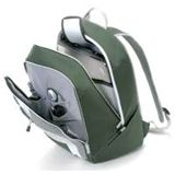 "Dicota BacPac Easy 15.4"" (39,1cm) grün-weiß"