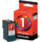 Lexmark Druckkopf mit Tinte 1 18CX781E farbig