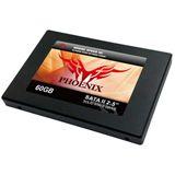 """60GB G.Skill Phoenix Series FM-25S2S-60GBP1 2,5"""" (6,4cm) SATA II"""