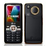 LG GM205 Handy matt black