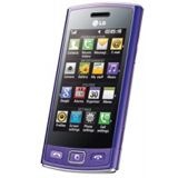 LG Electronics GM360 Handy purple