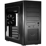 Lian Li PC-8NWX Window gedaemmt Midi Tower ohne Netzteil schwarz