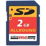 2 GB Extrememory Premium SD Class 2 Retail