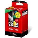 Lexmark Druckkopf 28/29 18C1520E farbig