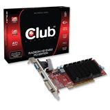 512MB Club 3D Radeon HD 5450 Low Profile Passiv PCI (Retail)