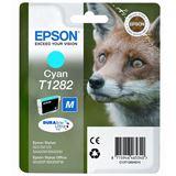 Epson T1282 Tintenpatrone cyan Standardkapazität 3.5ml 1er-Pack DURABrite Ultra Ink Retail Pack
