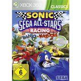 Sega Sonic & SEGA All Star Racing - Classics (XBox360)