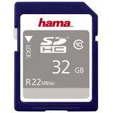 32 GB Hama High Speed Gold SDHC Class 10 Retail