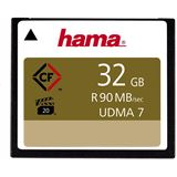 32 GB Hama High Speed Gold Compact Flash TypI 600x Retail