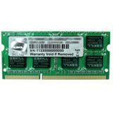 4GB G.Skill SQ Series DDR3-1600 SO-DIMM CL11 Single