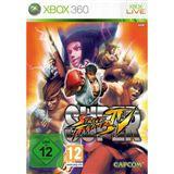 Super Capcom Street Fighter 4 (XBox360)