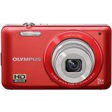 Olympus - VG-120 (Rot) - Digitalkamera