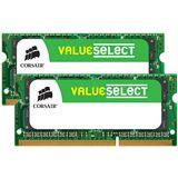 16GB Corsair ValueSelect DDR3-1333 SO-DIMM CL9 Dual Kit