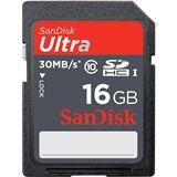 16 GB SanDisk Ultra SDHC Class 10 Retail