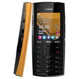 Nokia X2-02 10 MB orange