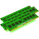 16GB Kingston ValueRAM DDR3-1600 regECC DIMM CL11 Quad Kit