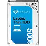 """500GB Seagate Laptop Thin HDD ST500LT012 16MB 2.5"""" (6.4cm) SATA 3Gb/s"""