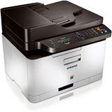 Samsung CLX-3305FW/TEG Farblaser Drucken/Scannen/Kopieren/Faxen LAN/USB 2.0/WLAN