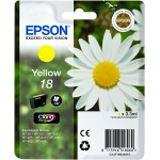 Epson Tinte C13T18044010 gelb