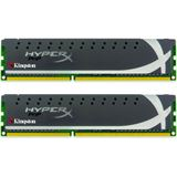 16GB Kingston HyperX Plug n Play DDR3-1600 DIMM CL9 Dual Kit