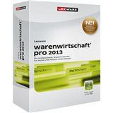 Lexware Warenwirtschaft Pro 2013 32/64 Bit Deutsch Office Update PC (DVD)